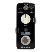 Pedal Mooer Distorção Blade Metal Distortion
