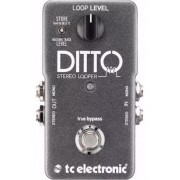 Pedal TC Electronic Ditto Stereo Loop
