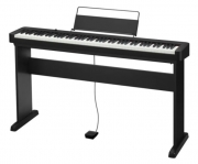 Piano Casio Digital 88 Teclas Cdp-s100 Sensitivo Com Base Cs-46P