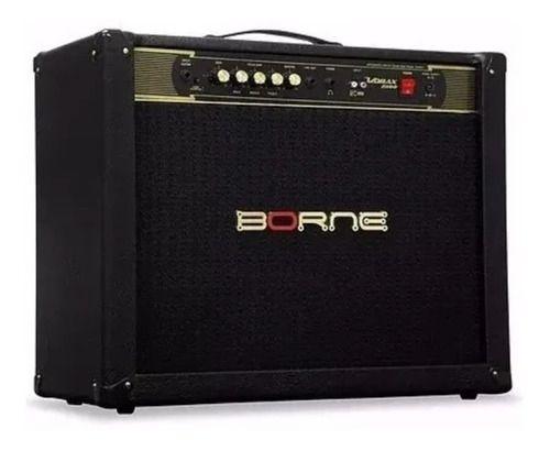 Amplificador Borne Para Guitarra Vorax 2100 100w Rms