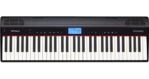 Teclado Roland Sintetizador Digital Go Piano GO-61P