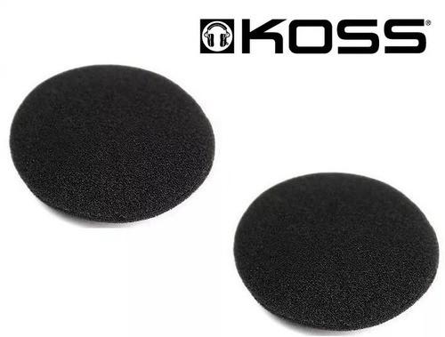 Par de Espumas para Reposicao Koss Porta Pro Portapro