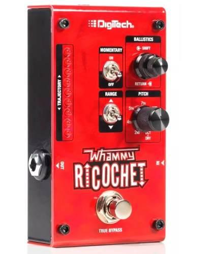 Pedal Guitarra Whammy Ricochet Digitech