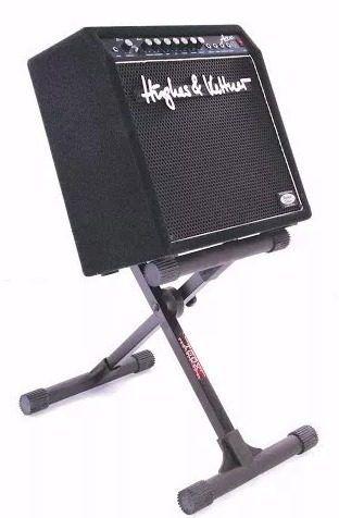 Pedestal Suporte de Caixa Cubo Amplificador Monitor Ibox Bxcm