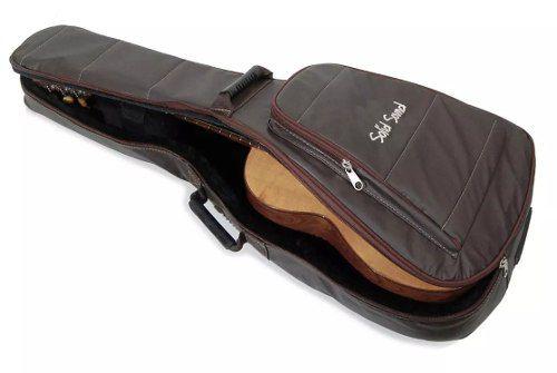 Capa Solid Sound Para Violao Normal E Folk Lt B