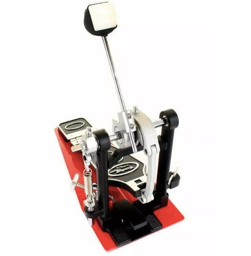 Pedal Simples Bumbo Bateria Odery P902 Pr Direct Drive