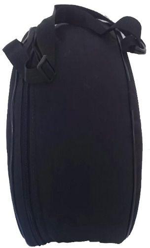 Capa Bag Caixa De Bateria 14x8 Super Luxo Acolchoada