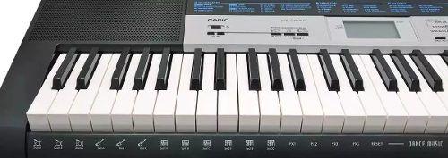Teclado Casio Ctk-1550 Com Suporte Para Partitura