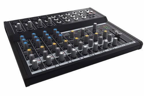 Mackie Mix12fx Mesa De Som com Efeito