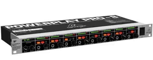 Amplificador Power Play Behringer Ha-8000