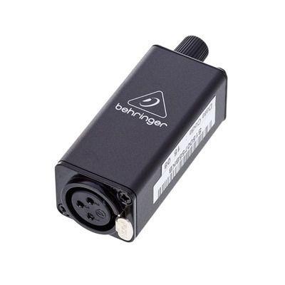 Amplificador para Fone de Ouvido Behringer Pm1 Powerplay