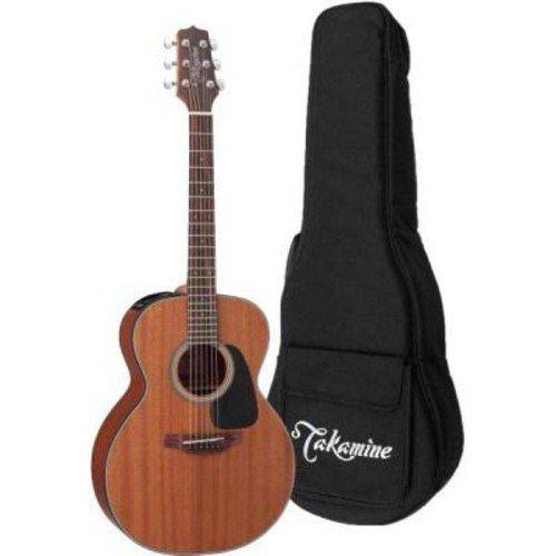Violão Takamine Gx11 Me Mgs & Tp4t + bag