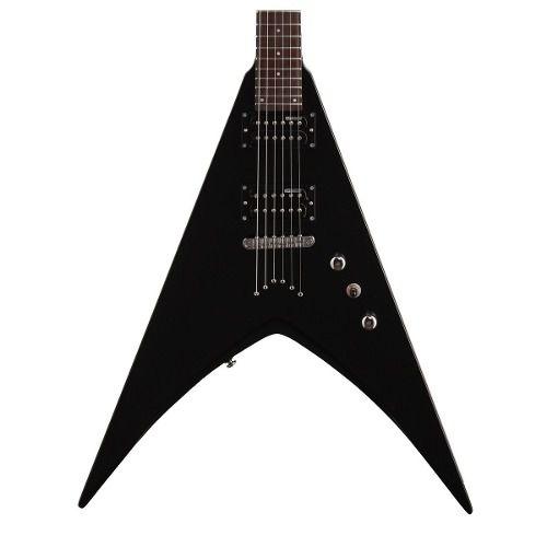 Guitarra Esp Ltd Flying-v Lv50 Ltd Preta Viper 50