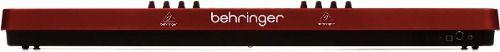 Teclado Controlador Behringer Umx610
