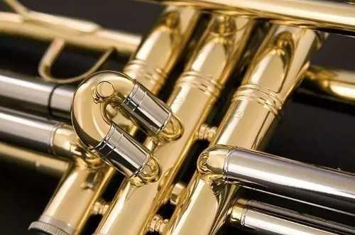 Trompete Eagle Laqueado Tr504