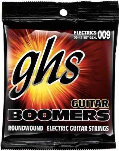 Encordoamento Guitarra Ghs Gbxl 009