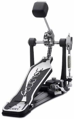 Pedal Simples Odery Fluence P802 Fl