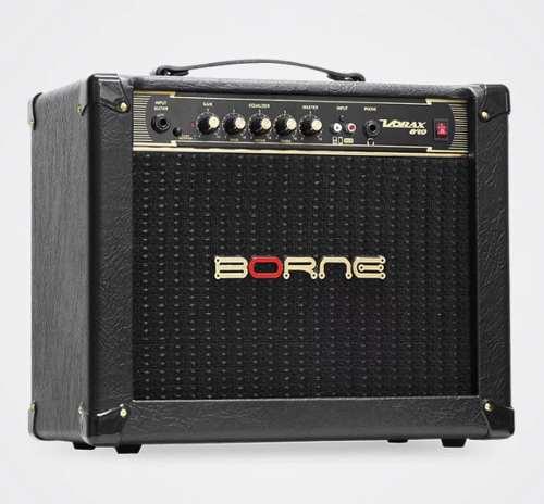 Cubo Borne Ativo de Guitarra 8 Pol 40w Vorax 840