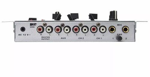Mixer 2 Canais Skp Sm 35