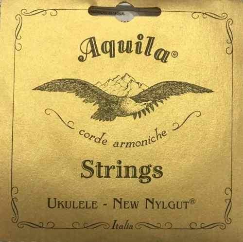 Encordoamento Áquila Para Ukulele Concert