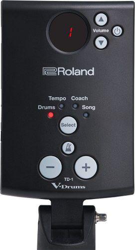 Bateria Eletrônica Roland Td-1 Dmk