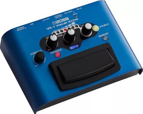 Pedal Boss Ve-1 Vocal Echo