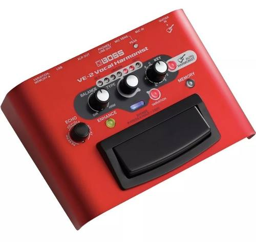 Pedal Boss Ve-2 Vocal Harmonist