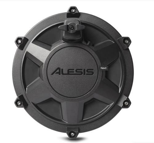 Bateria Eletrônica Alesis Nitro Mesh - Kit 8 Peças