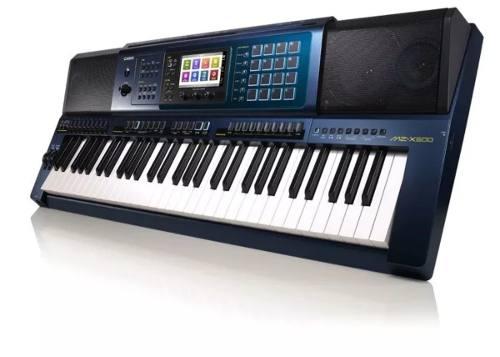 Teclado Casio Mz-x500 Profissional Lançamento Usb Touch