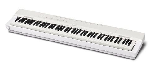 Piano Digital Casio Privia Px-160 Branco 88 Teclas com Sustain