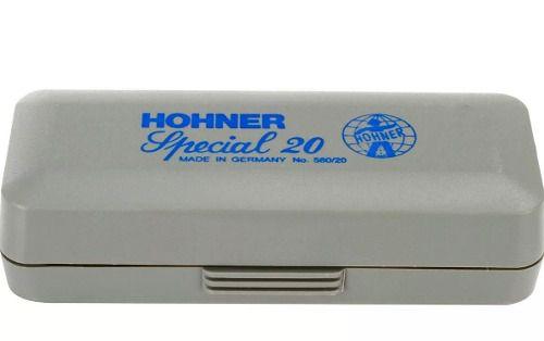 Gaita Hohner Harmônica Special 20 - 560/20 C (dó)