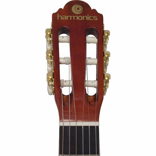 Kit Violão Estudante Nylon Gna-111nt Harmonics