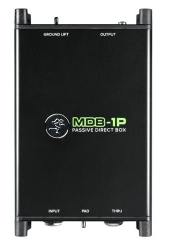 Direct Box Passivo Mackie Mdb-1p