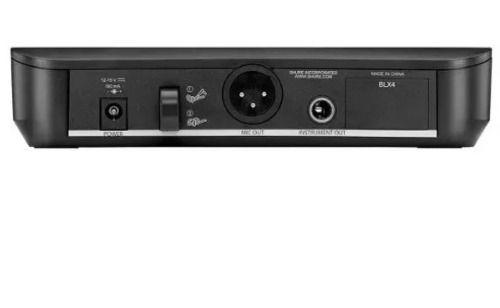 Microfone Sem Fio Blx24br/ Pg58 M15 - Shure