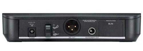 Transmissor Sem Fio Shure Blx14br-j10 Para Guitarra E Baixo
