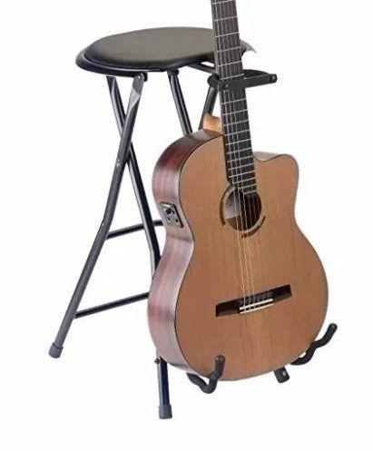 Banco Stagg Com Suporte Embutido Para Instrumentos Gist350