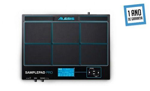 Alesis Sample Pad Pro Pad Bateria Eletrônica