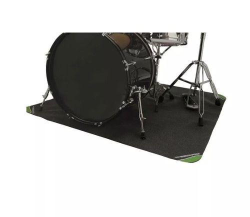 Tapete De Bateria On-stage Dma-4450 1,21 X 1,21 Metros