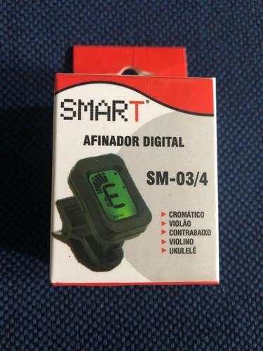Afinador Digital Cromático Smart 03/4