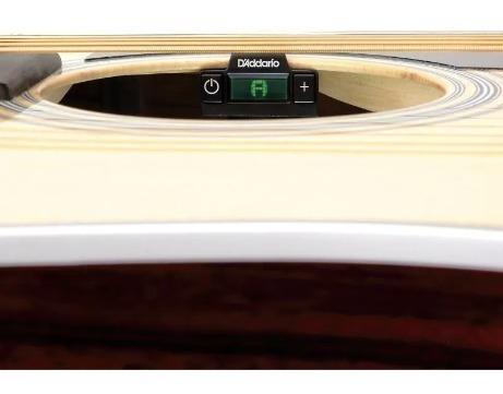 Afinador Digital Daddario Pw-ct-15 Ns Micro Soundhole