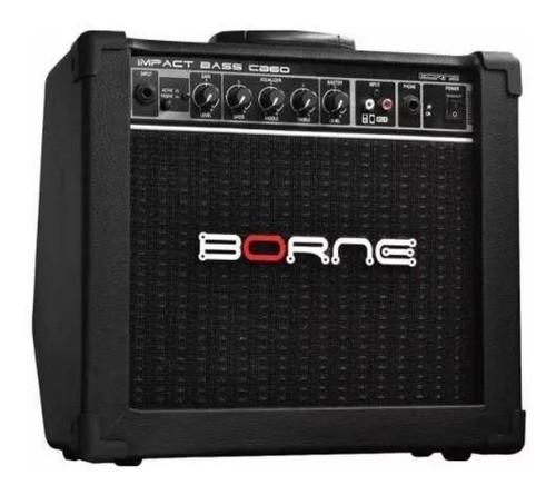 Amplificador Borne CB60 Impact Bass para Baixo - 20W