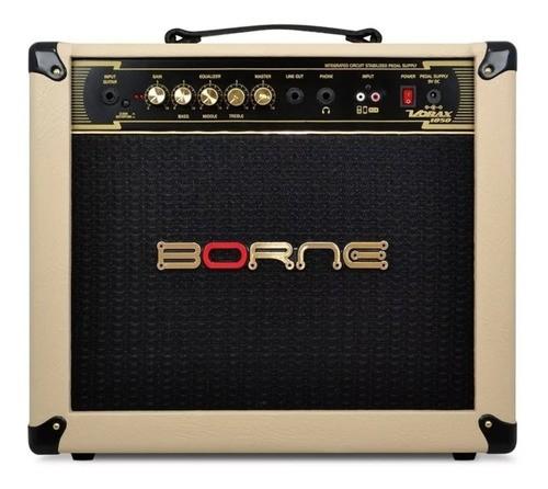 Amplificador Borne Vorax 1050 50w - Cor Creme