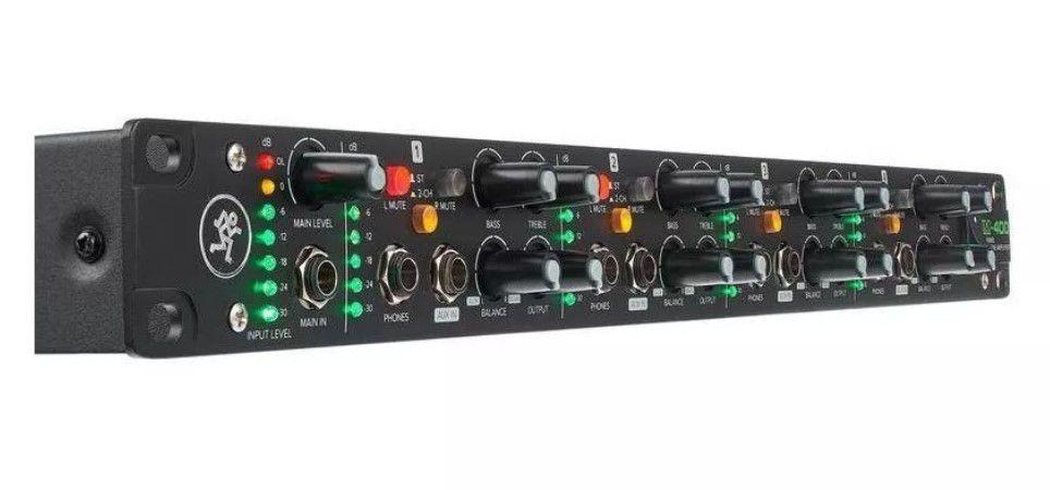 Amplificador De Fone De Ouvido Mackie Hm400