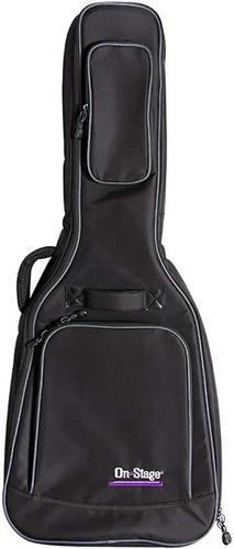 Bag On Stage Gba4770 Deluxe Para Violão Clássico E Folk