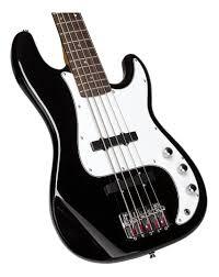 Baixo 5 Cordas Sx Precision Bass Spb62 com Bag