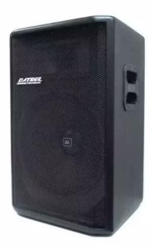 Caixa De Som Datrel At15 300w Alto Falante Jbl Bluetooth
