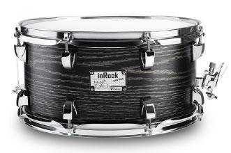 Caixa Odery Inrock Series 14x08 - Black Ash Edição Limitada
