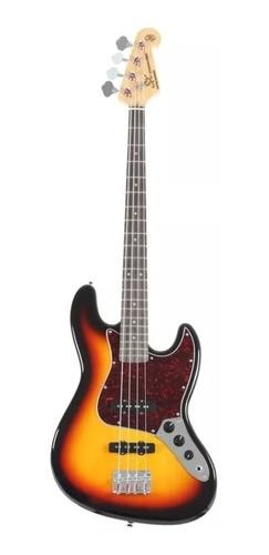Contrabaixo 4c Sx Bd1 Jazz Bass Com Bag 3ts- 3 Tone Sunburst