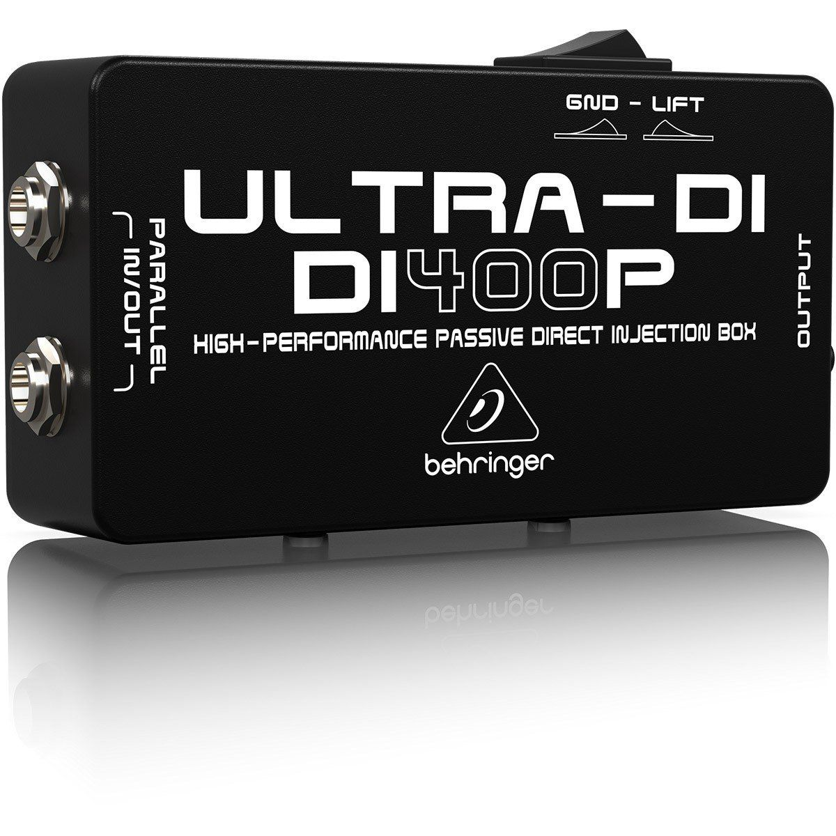Direct Box Passivo Behringer Ultra Di-400p