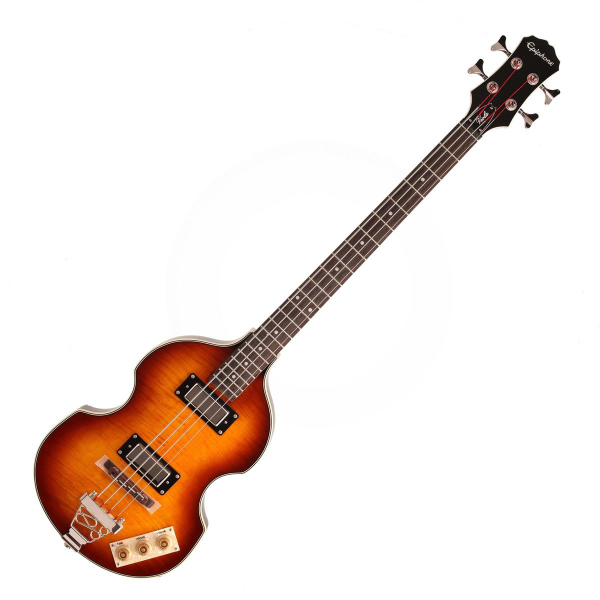 Contrabaixo Epiphone Viola Bass Vintage Sunburst